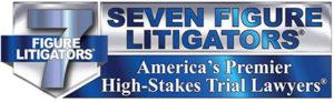 7 Figure Litigators Award - America's Premier High-Stakes Trial Lawyers